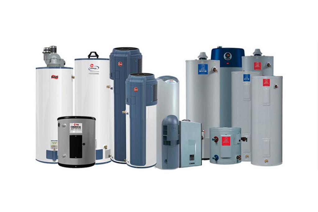 hot water tanks newrental - New Hot Water Heater
